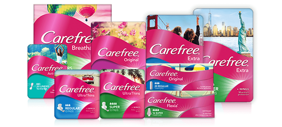 CAREFREE® Product Recommendation