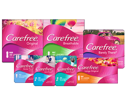 CAREFREE® Liners